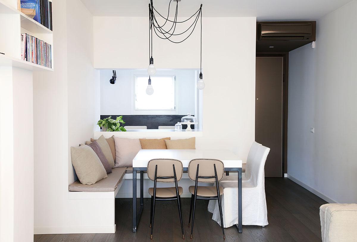 Casa d e - Panca ad angolo per cucina ...